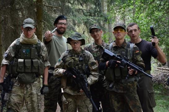 Letní tábory 2018 čekají. A samozřejmě i oblíbené army tábory!